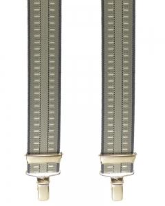 Hosenträger 5071 mit klassischem Muster