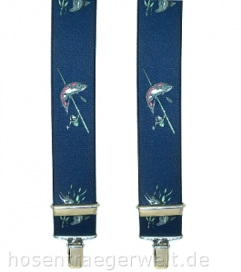 Hosenträger 4035 für Angler