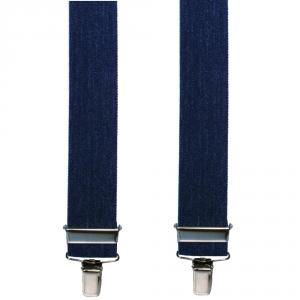 blauer Jeans-Hosenträger 4795