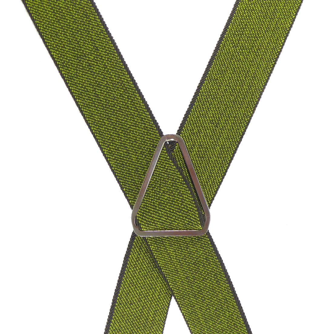 zu verkaufen neues guter Verkauf hosentraegerwelt.de - schwarz-grüner Hosenträger